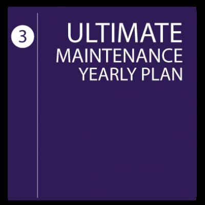 Ultimate Maintenance Yearly Plan