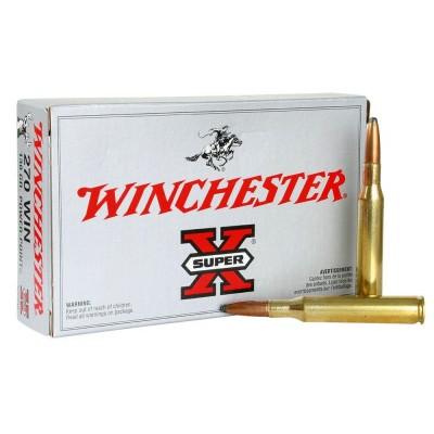 Winchester Super X 270 WIN 150Grn Power-Point Ammunition (20 Pack) X2704