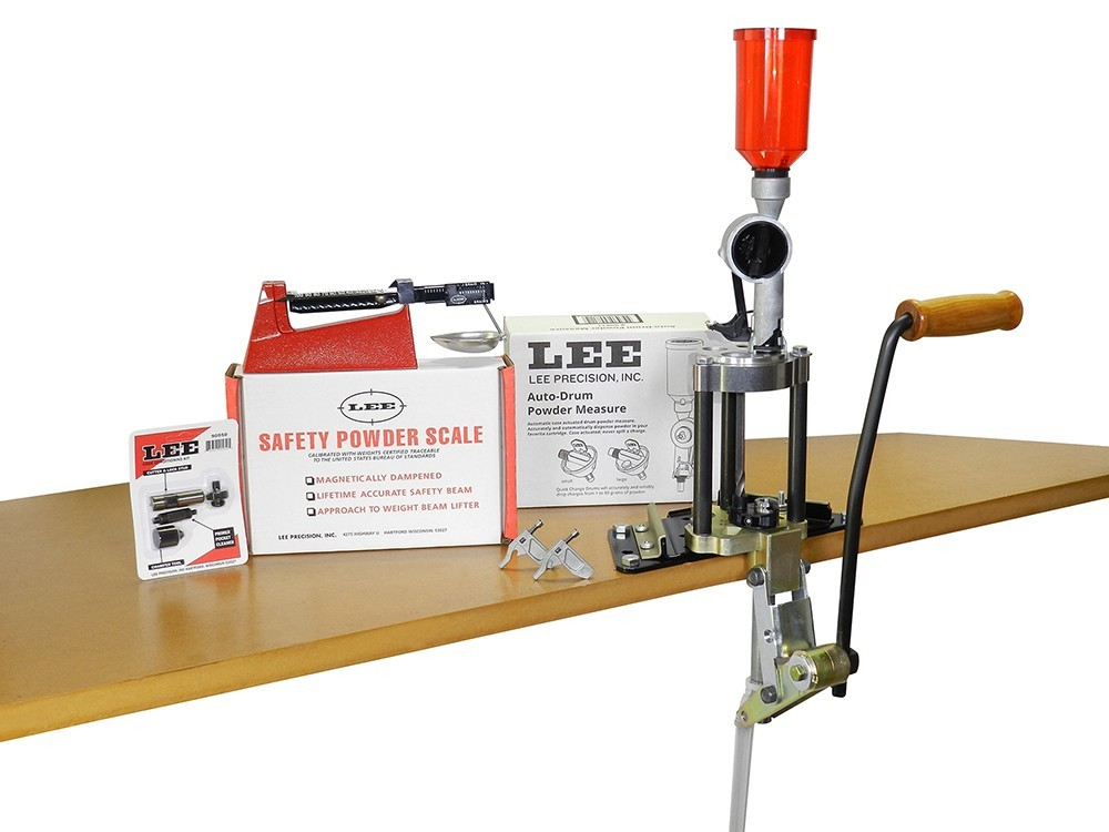 Lee Precision Value Four Hole Turret Kit 90928