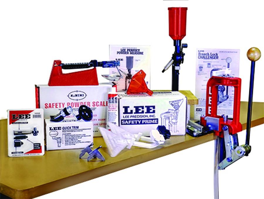 Lee Precision 50th Anniversary Reloading Kit 90050 Cdsg Ltd