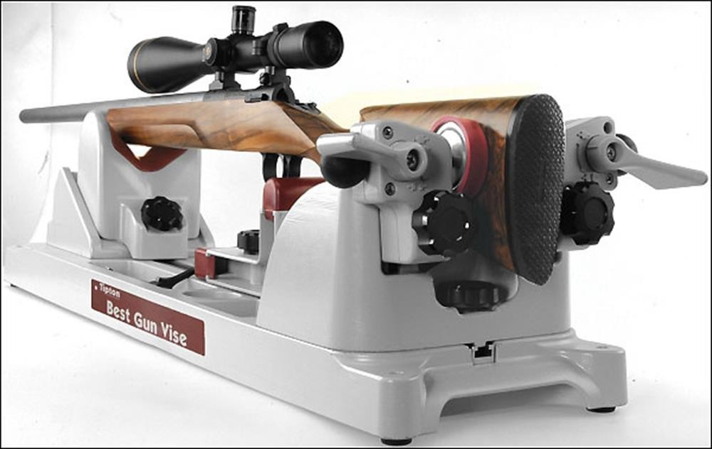 Tipton Best Gun Vise Tipt 181181 Cdsg Ltd