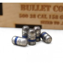 ACME Cast Bullet 38 CAL (.358) 158Grn RNFP (100 Pack) (AM96474)