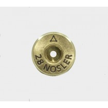 Atlas Development Group Brass 28 NOSLER Annealed 50 Pack 28NOS1-0RB