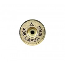 Atlas Development Group Brass 338 LAP MAG Annealed 50 Pack 338LM1-0RB