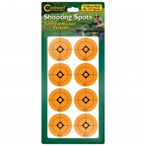 "Caldwell 1.5"" Orange Shooting Spots 12 Sheets (96 Pack) (BF652710)"