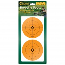 "Caldwell 3"" Orange Shooting Spots 12 Sheets (24 Pack) (BF271050)"