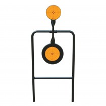 Caldwell Double Spin Centerfire Handgun Swinging Target Up To 44 MAG (BF133565)