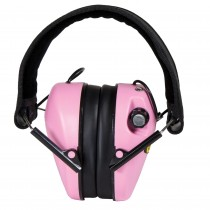 Caldwell E-Max Low Profile Stereo Ear Muff PINK (BF487111)