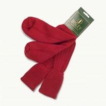Bisley Maroon Red Shooting Socks BISS2