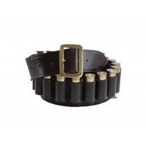 Croots Malton Bridle Leather Cartridge Belt 12G Extra Lrg BL4