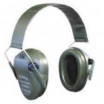 Deben Electronic Slim-Line Ear Defenders GREEN DS4120