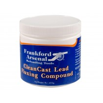 Frankford Arsenal Clean Cast Lead Fluxing Compound 1Lb (441888)