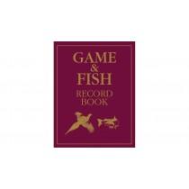 Game & Fish Record Book