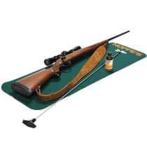 Hoppe's Gun Cleaning & Maintenance Mat HOPP-MAT2