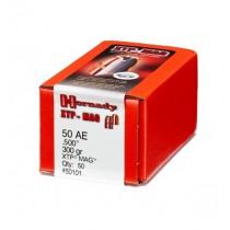 Hornady 50 CAL .500 300 Grn XTP MAG (50 AE) (50 Pack) (HORN-50101)