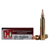 Hornady Ammunition 204 RUGER 24Grn NTX SPF HORN-83209