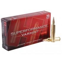 Hornady Ammunition 204 RUGER 45Grn SP HORN-83208