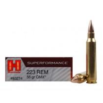 Hornady Ammunition 223 REM 55Grn GMX SPF HORN-83274