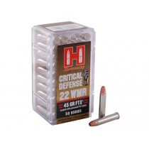 Hornady Ammunition 22 WMR 45 Grn FTX CD (50 Pack) (HORN-83200)