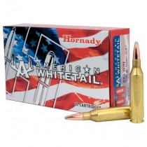 Hornady Ammunition 243 WIN 100Grn INTERLOCK AW HORN-8047