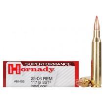 Hornady Ammunition 25-06 REM 117Grn SST SPF HORN-81453