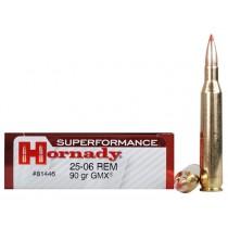 Hornady Ammunition 25-06 REM 90Grn GMX SPF HORN-81446