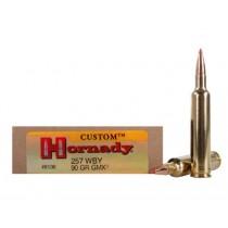 Hornady Ammunition 257 WBY MAG 90Grn GMX HORN-8136