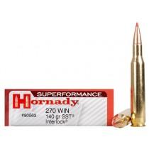 Hornady Ammunition 270 WIN 140Grn SST SPF HORN-80563