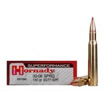 Hornady Ammunition 30-06 SPRG 150Grn SST SPF HORN-81093