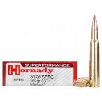Hornady Ammunition 30-06 SPRG 165Grn SST SPF HORN-81153