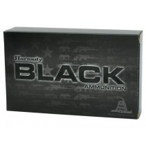Hornady Ammunition 308 WIN 155 Grn A-MAX BLACK (20 Pack) (HORN-80927)