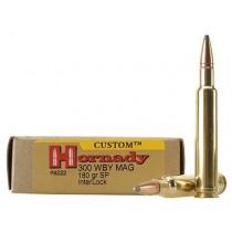 Hornady Ammunition 300 WBY MAG 180Grn SP (HORN-8222)