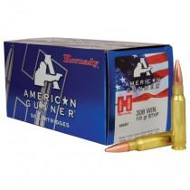 Hornady Ammunition 308 WIN 155Grn BTHP AG 50 HORN-80967