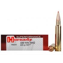 Hornady Ammunition 338 WIN MAG 225Grn SST SPF HORN-82233