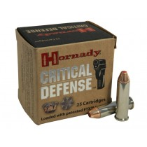 Hornady Ammunition 357 MAG 125 Grn FTX CD (25 Pack) (HORN-90500)