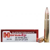 Hornady Ammunition 35 WHELEN 200Grn SP SPF (HORN-81193)