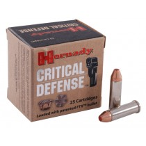 Hornady Ammunition 38 SPCL 110Grn FTX CD HORN-90310