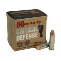 Hornady Ammunition 38 SPCL+P 110Grn FTX CD HORN-90311