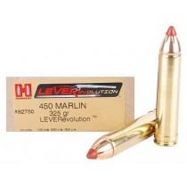 Hornady Ammunition 450 MARLIN 325Grn FTX LVREV (HORN-82750)