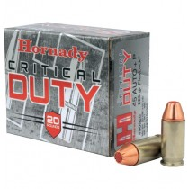 Hornady Ammunition 45 AUTO+P 220Grn FLEXLOCK DUTY HORN-90926