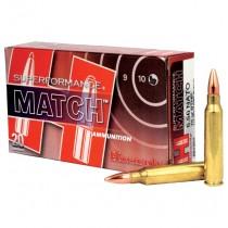 Hornady Ammunition 5.56 NATO 75 Grn BTHP MATCH SPF (20 Pack) (HORN-81264)