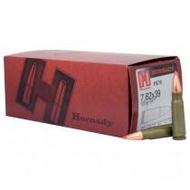 Hornady Ammunition 7.62x39 RUSSIAN 123Grn SST STEEL 50 (HORN-8078)