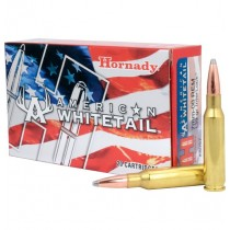 Hornady Ammunition 7mm-08 REM 139Grn INTERLOCK AW HORN-8057