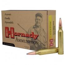 Hornady Ammunition 7mm REM MAG 162Grn BTSP (HORN-8063)