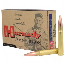 Hornady Ammunition 8X57 JS 196Grn BTHP (HORN-82298)