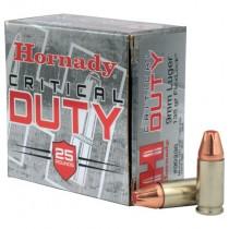 Hornady Ammunition 9mm LUGER 135Grn FLEXLOCK DUTY HORN-90236