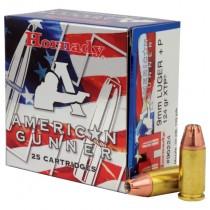 Hornady Ammunition 9mm+P LUGER 124Grn XTP  AG HORN-90224