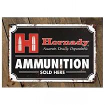Hornady Ammunition TIN SIGN (HORN-99118)