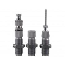Hornady Custom Grade F/L 3 Die Set 9mm MAKAROV HORN-546512