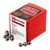 Hornady Lead Round Balls .453 (100 Pack) HORN-6030